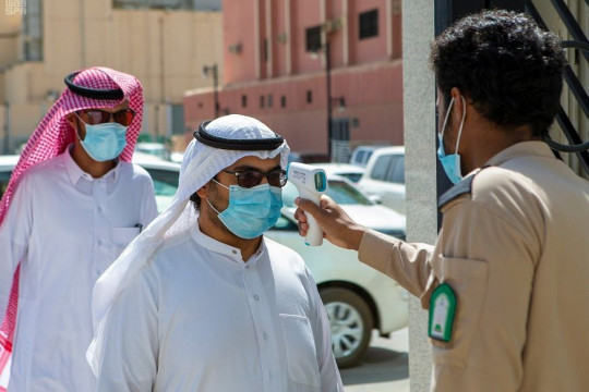 ارتفاع في أعداد الإصابات بفيروس كورونا في السعودية