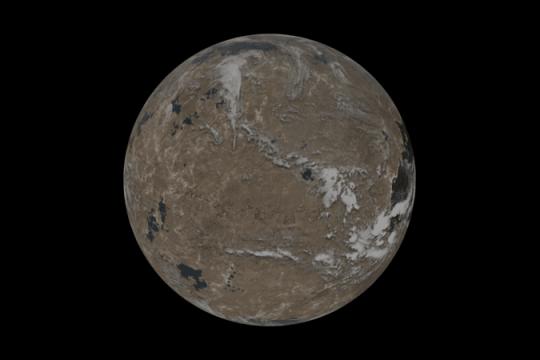 اكتشاف كوكب يشبه الأرض قد يحتوي على ماء