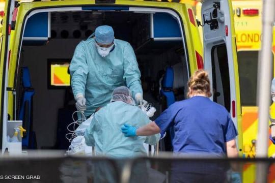 رقم قياسي جديد في عدد الإصابات بكورونا