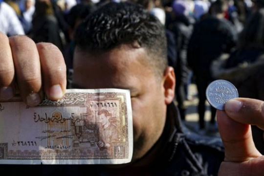 مظاهرات السويداء السورية تضج على مواقع التواصل الإجتماعي في سوريا