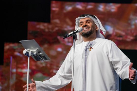 حسين الجسمي يعايد الجمهور بحفل مباشر على الانترنت من أبوظبي