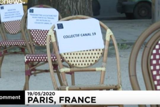 الكراسى الفارغة في مطاعم باريس تثير مخاوف أصحابها