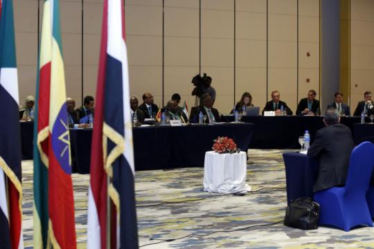 الجلسة الأولى للمفاوضات بشأن سد النهضة لم تُسفر عن جديد ومصر متمسكة بموقفها