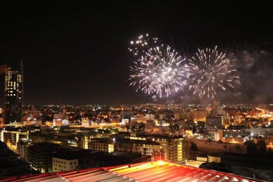 الأردن يحتفل بعيد الاستقلال الرابع والسبعين