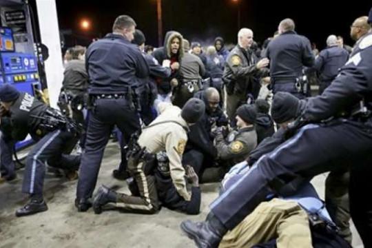 مشروع قانون لإصلاح الشرطة الأمريكية