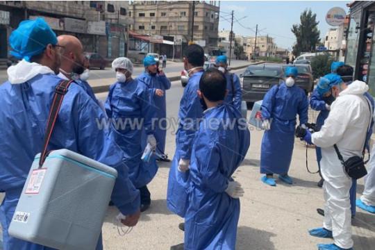 سبع إصابات جديدة بفيروس كورونا في الأردن
