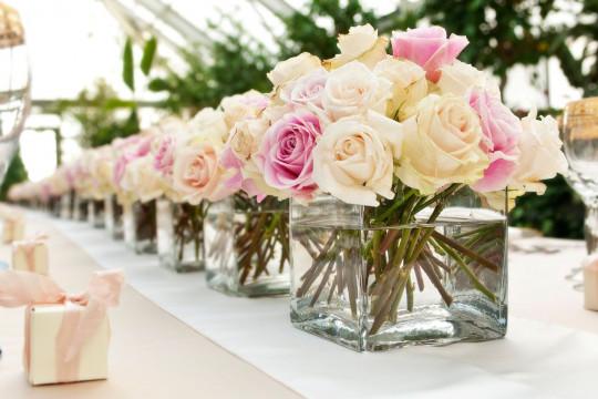 طرق تزيين حفلات الزفاف في المنزل خلال أزمة كورونا - فيديو