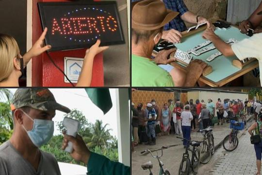 كوبا تنتظر وصول السياح الأجانب