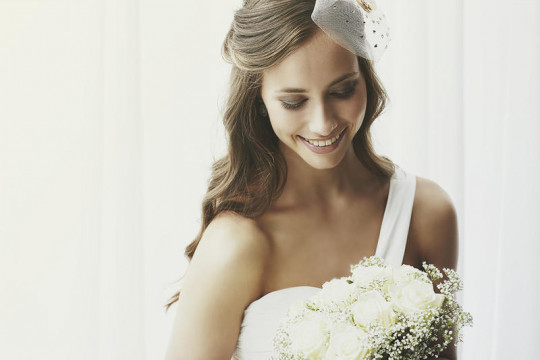 العناية بنعومة الجسم قبل الزفاف