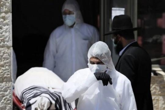 ارتفاع وفيات كورونا لدى الاحتلال