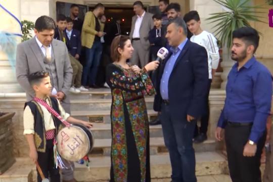 عادات وتقاليد أهل الرمثا في حديث مُشترك بين غادة سابا و السيد أحمد السايس