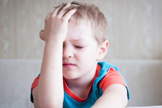 أعراض وعلاج الصُداع لدى الأطفال
