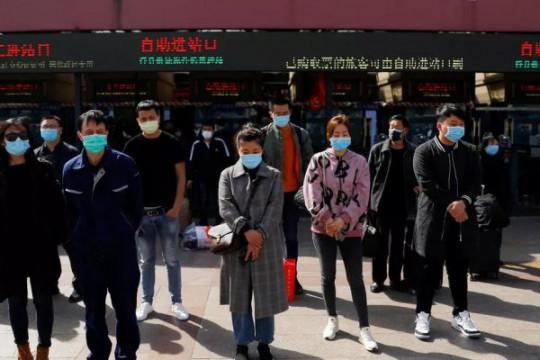 الصين تسجل 4 اصابات جديدة بفيروس كورونا