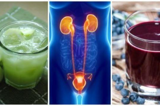 مشروبات تُقلل من  الإصابة بالتهابات المسالك البولية- فيديو