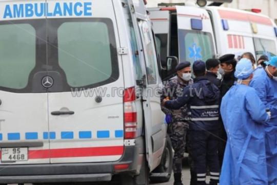 عزل 7 منازل في بلدة الكريمة بالأغوار الشمالية إثر إصابة طفل بكورونا