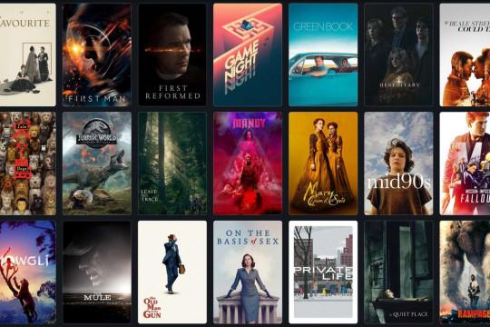 الأفلام العالمية الجديدة والتي ستُعرض قريباً أون لاين
