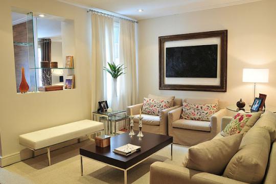 أفكار عصرية لديكور غرفة المعيشة - صور
