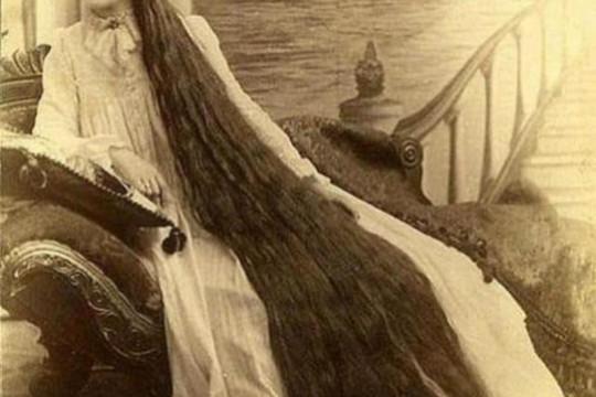 من هُن صاحبات الشعر الأطول في التاريخ؟ -صور