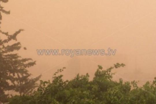 وزارة البيئة: العاصفة الرملية التي شهدتها المملكة غيرت نوعية الهواء بشكلٍ كبير