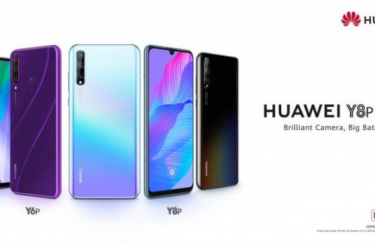 هاتفي Huawei Y6p، و Huawei Y8 قريباً في أسواق الاردن