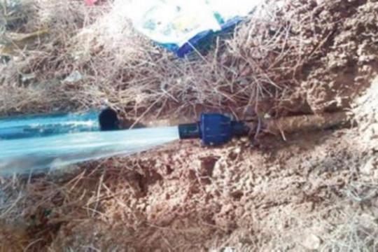 وزارة المياه: 150 اعتداء على خط الديسي مُنذ بداية العام - فيديو