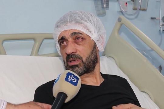 أبو عيد يعود إلى الحياة بعد توقف قلبه لأكثر من نصف ساعة