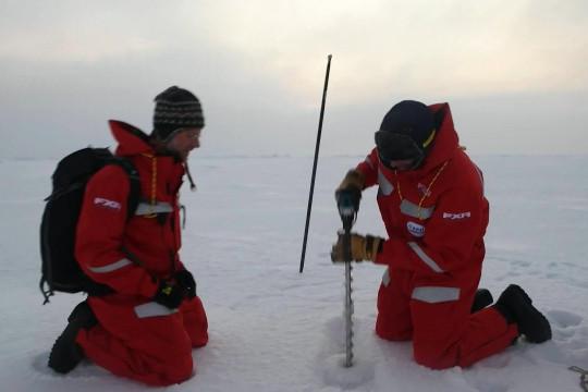 كورونا يبدّل مسار أكبر بعثة علمية في المنطقة القطبية الشمالية