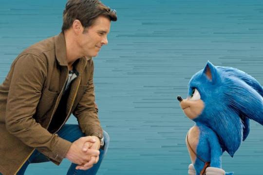 البدء بإنتاج الجزء الثاني من فيلم الأنيميشن Sonic مطلع العام القادم