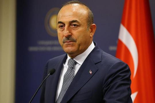 وزير الخارجية التركي: أدعو مصر للعودة عن موقفها في ليبيا ولا مستقبل لحفتر في إدارة البلاد