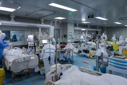 أكثر من 9 آلاف إصابة بكورونا حول العالم