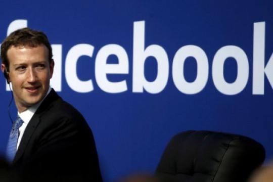 مؤسس فيسبوك يتعرض لانتقادات شديدة تتعلق برسائل ترامب