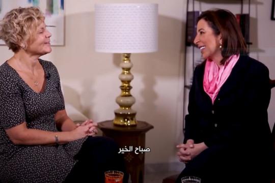 مشاركة السويد في أسبوع فيلم المرأة في الأردن