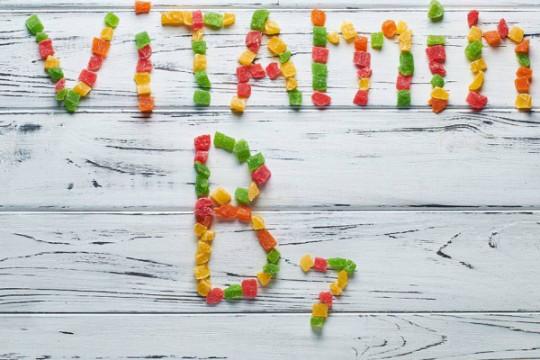 فيتامين(B7) يُساعد على هضم الطعام - فيديو